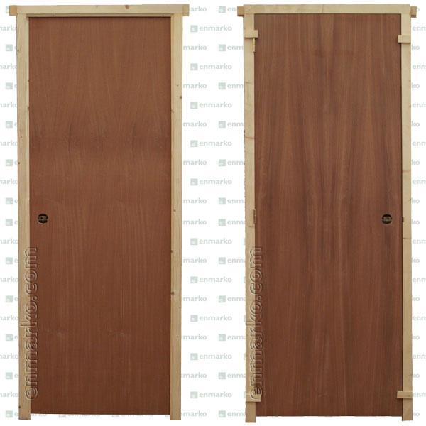 Puertas interior huecas precios materiales de for Puertas prefabricadas precios